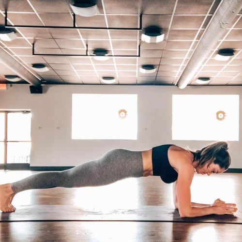 Proper Plank form to Work your Abs & Core Anywhere